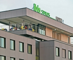 ibis Styles Budapest Citywest Hotel